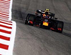 """Max Verstappen: """"Estábamos un poco lejos en las tandas largas"""""""