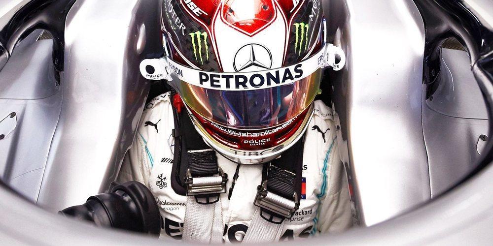"""Lewis Hamilton: """"Los baches en esta pista han sido excesivos este año"""""""