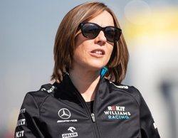 """Claire Williams: """"No haremos el anuncio de nuestro segundo piloto para 2020 hasta después Abu Dabi"""""""