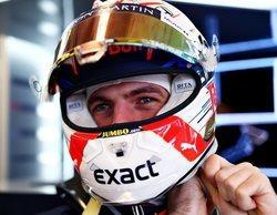 Max Verstappen saca el martillo y lidera la última sesión de Libres en Austin