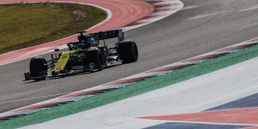 """Daniel Ricciardo: """"No he estado contento con mis últimas clasificaciones, pero hoy fue mejor"""""""