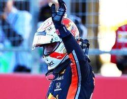 """Max Verstappen: """"Estar tan cerca de la primera posición es un buen resultado"""""""