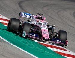 """Sergio Pérez: """"Tenemos el coche totalmente configurado para la carrera y ojalá valga la pena"""""""