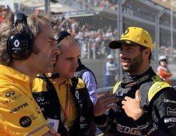 """Daniel Ricciardo: """"Hemos alcanzado nuestro objetivo, que era vencer a los dos McLaren"""""""