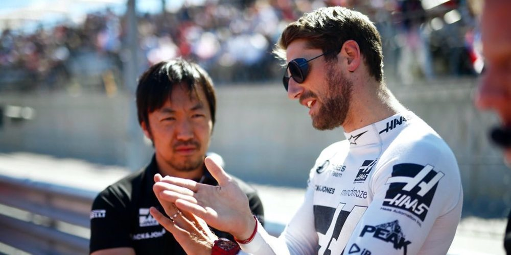 """Romain Grosjean: """"Estábamos demasiado lejos y sin posibilidad de pelear"""""""