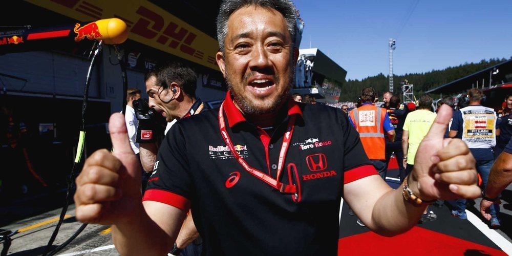 """Toyoharu Tanabe: """"Todavía no hemos alcanzado nuestro objetivo, que es ser campeones"""""""