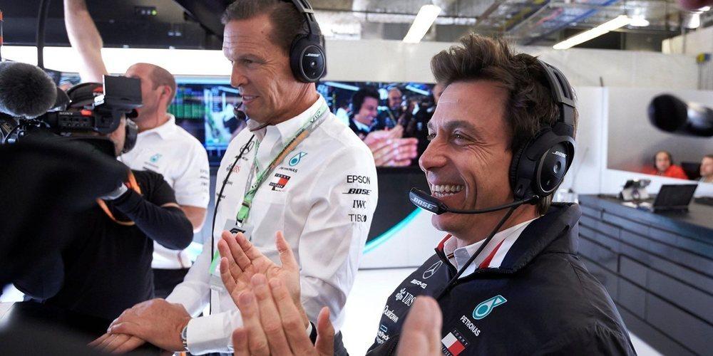 "Toto Wolff anticipa un ""carrusel de pilotos"" de cara a la temporada 2021"