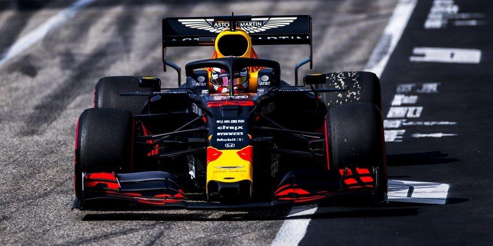"""Previa Red Bull - Brasil: """"Es muy importante calificar bien allí, ya que no es fácil adelantar"""""""