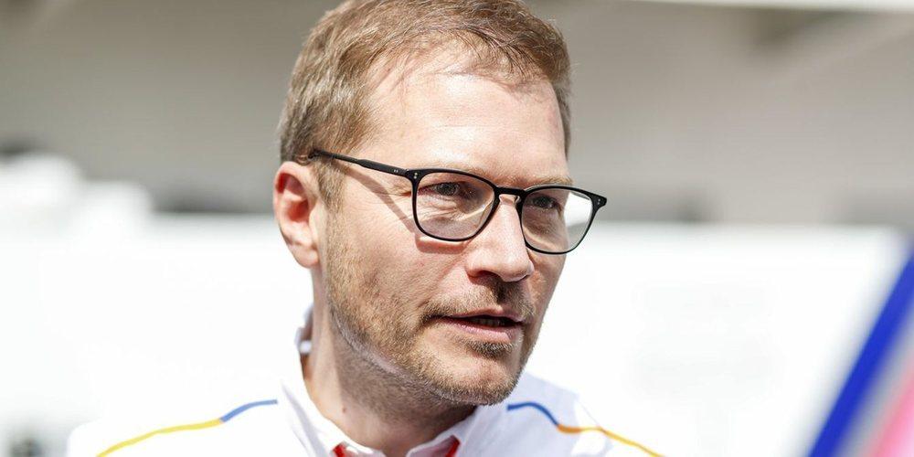 """Seidl: """"Contar con Mercedes ante el cambio de 2021 es un signo de seguridad y estabilidad"""""""