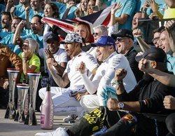"""Anthony Hamilton: """"Le he dicho a Lewis que siga en la F1 siempre y cuando lo disfrute"""""""