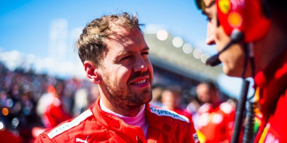"""Sebastian Vettel: """"Si alguien gana el título seis veces, entonces se lo merece todo"""""""