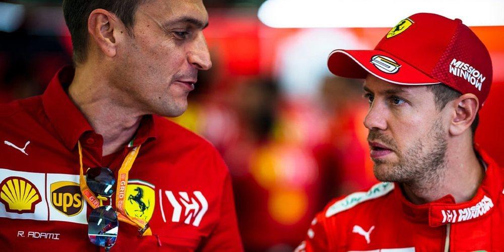 """Sebastian Vettel, sobre el difícil 2019 de Ferrari: """"Es como ver la verdad, pero no querer verla"""""""