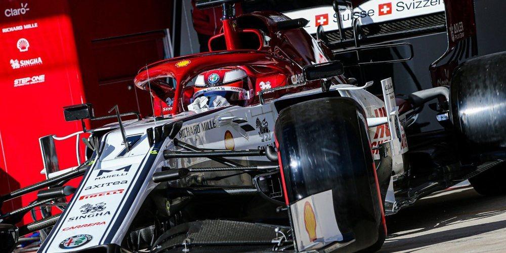 """Previa Alfa Romeo - Brasil: """"Hemos avanzado, así que volver a puntuar sería una buena recompensa"""""""