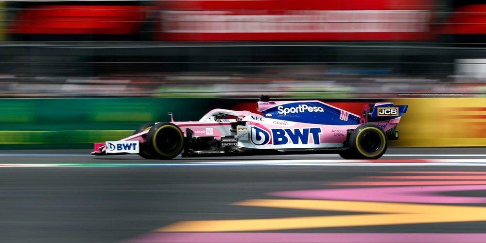 "Previa Racing Point - Brasil: ""Este fin de semana es muy importante para conseguir puntos"""