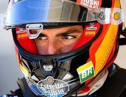 """Carlos Sainz: """"El podio sigue siendo un objetivo lejano"""""""