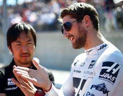 """Grosjean: """"Es una pena que este año no hayamos tenido un coche capaz de luchar por el Top 10"""""""