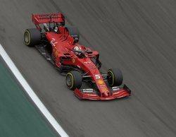 Los Cavallino Rampante de Vettel y Leclerc lideran la tabla de tiempos en los Libres 2