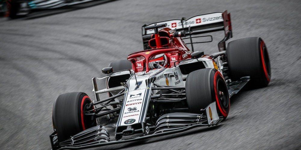 """Kimi Räikkönen: """"Tendremos que ver qué condiciones tenemos mañana"""""""