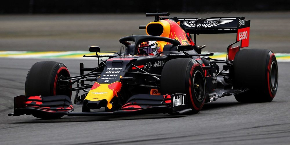 Max Verstappen logra su segunda pole position en F1 gracias a una vuelta contundente