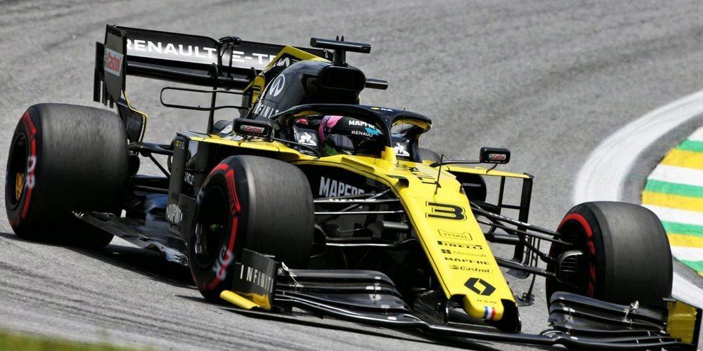 """Daniel Ricciardo: """"Hoy no ha sido un día perfecto para nosotros, aunque no es un desastre"""""""