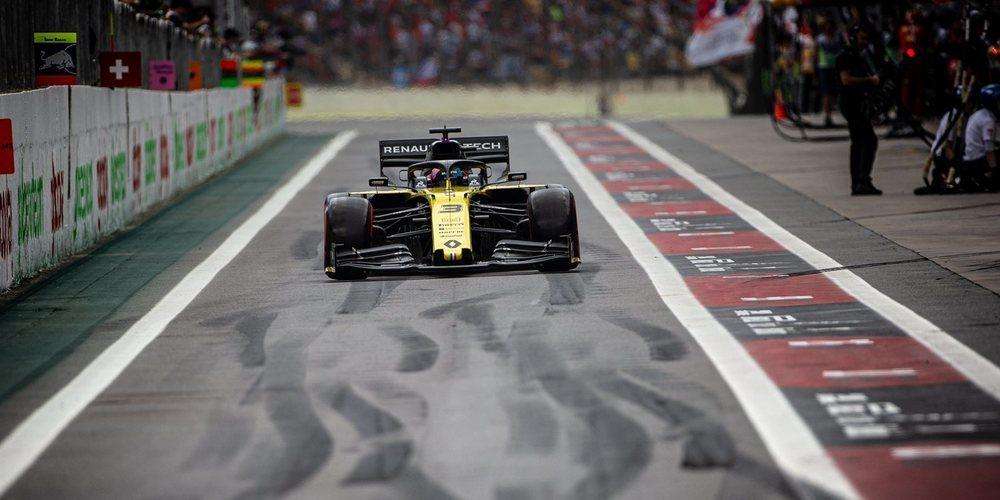 """Daniel Ricciardo: """"Asumo la responsabilidad del incidente con Magnussen"""""""