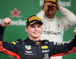 """Max Verstappen: """"Tuvimos el ritmo para contraatacar y superar a Mercedes"""""""