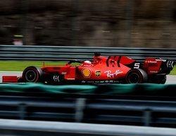 """Sebastian Vettel: """"Ha sido una lástima el choque entre nosotros"""""""