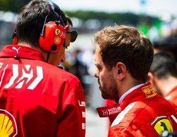 """Prensa italiana: """"La relación entre Leclerc y Vettel corre el riesgo de deteriorarse"""""""