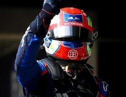 """Pierre Gasly: """"El mejor regalo que puedo dar a Toro Rosso para agradecer su esfuerzo constante"""""""