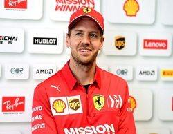 """Nico Rosberg, sobre el incidente de los Ferrari: """"Vettel se movió demasiado pronto"""""""