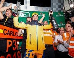 """Carlos Sainz: """"En Brasil arriesgamos y valió la pena; fue mi mejor carrera"""""""