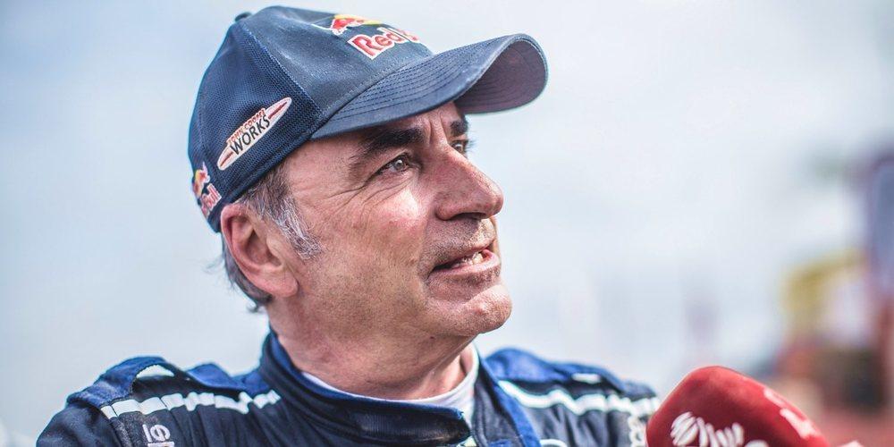 """Sainz: """"Para estar en el podio hoy en día con un McLaren, hay que hacerlo muy bien"""""""