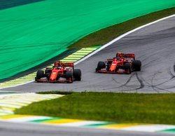 "John Elkann, presidente de Ferrari: ""Vettel y Leclerc tenían permiso para luchar, no para hacer tonterías"""