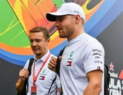 """Valtteri Bottas: """"Red Bull ya es mejor que nosotros en las rectas"""""""