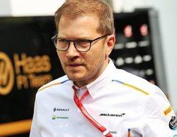 """Andreas Seidl: """"El objetivo es que Sainz y Norris progresen en McLaren"""""""