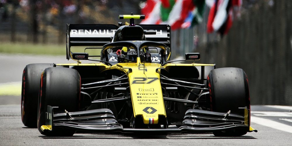 """Previa Renault - Abu Dabi: """"Tenemos la presión de acabar 5º en Constructores, pero lucharemos"""""""
