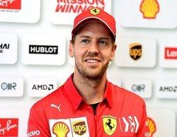 """Vettel: """"Estoy muy agradecido con Ferrari, ya que he aprendido mucho en los últimos cinco años"""""""