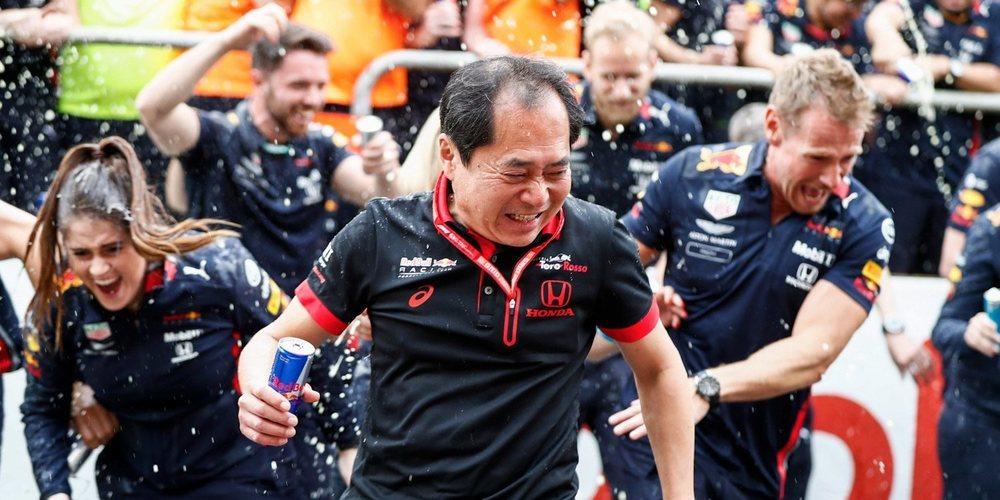 """Toyoharu Tanabe: """"Esperamos terminar la temporada con el mejor resultado posible"""""""