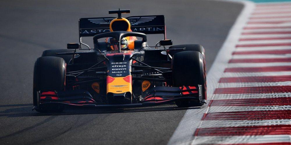 Max Verstappen lidera una tercera sesión de Libres poco representativa en Yas Marina