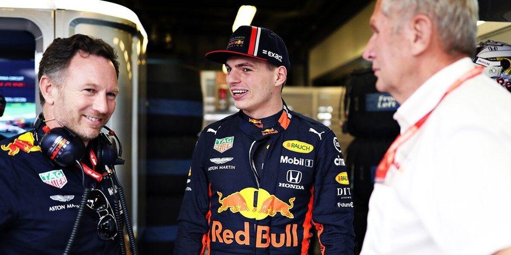 """Max Verstappen: """"Mañana iremos a por la victoria, como siempre hacemos"""""""