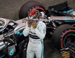 """Lewis Hamilton: """"Seguimos empujando y esforzándonos para ser mejores"""""""