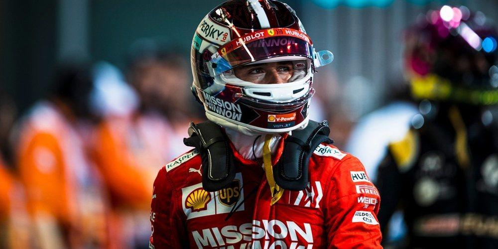 """Charles Leclerc: """"Tendré que arriesgar para luchar por el tercer puesto en el campeonato"""""""
