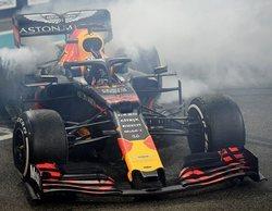"""Max Verstappen: """"Estoy contento por terminar la temporada en el tercer puesto del Campeonato"""""""