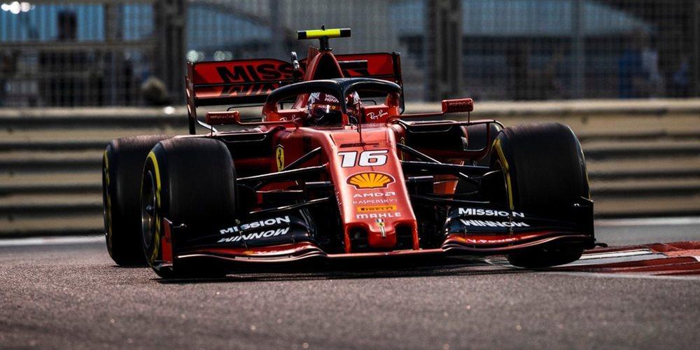 Jacques Villeneuve cree que Leclerc no estaba preparado para asumir un rol principal en Ferrari