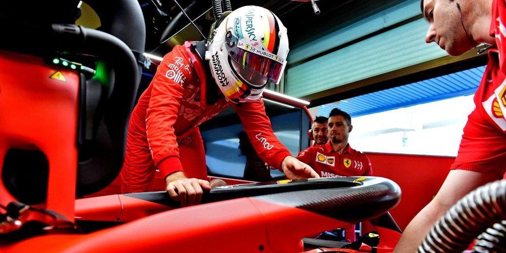 "Pierluigi Martini: ""Ferrari debe preocuparse en darle a sus pilotos un coche a la altura de Mercedes"""