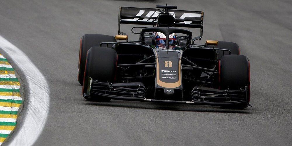 """Romain Grosjean, sobre las salidas: """"Necesito trabajar en ello para no perder tanto tiempo"""""""