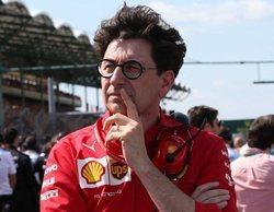 """Mattia Binotto: """"Contamos con una excelente combinación de pilotos, no con una explosiva"""""""