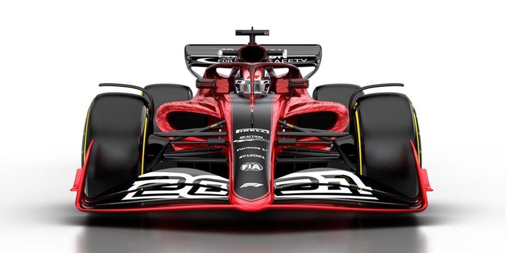 """Andy Green: """"Los coches de 2021 serán inestables y difíciles de pilotar"""""""