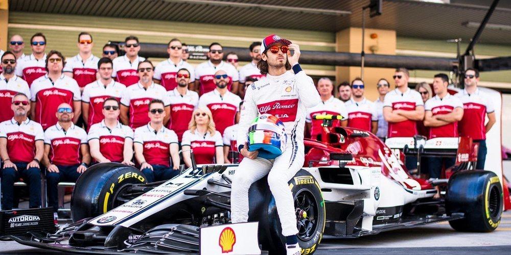 "Mattia Binotto: ""Giovinazzi puede ser piloto de Ferrari, pero necesitamos un salto cualitativo"""