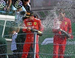 """Bernie Ecclestone: """"Leclerc tiene un poco de arrogancia, al igual que Michael Schumacher"""""""